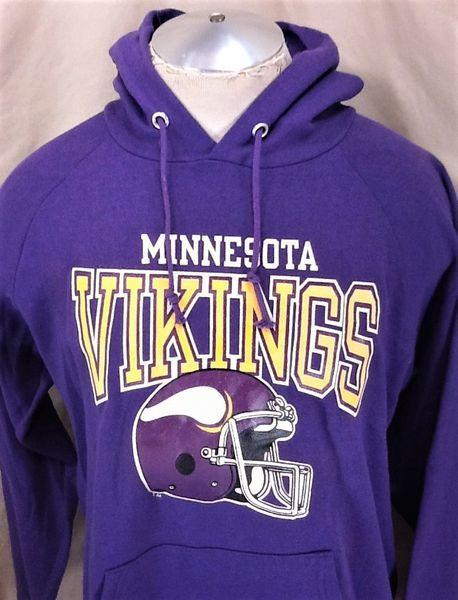 vintage vikings sweatshirt
