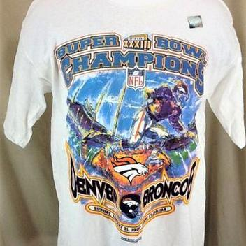 8e4f57f53 ... (XL) RETRO NFL GRAPHIC T-SHIRT · OurCityVintage ·  35