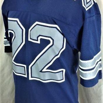 039f6f19b VINTAGE 90 S CHAMPION DALLAS COWBOYS EMMITT SMITH  22 (MEDIUM) NFL FOOTBALL  JERSEY