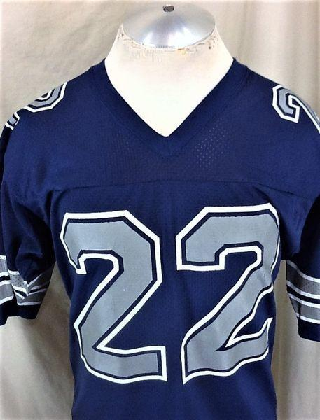 new styles 21829 70d1a VINTAGE 90'S CHAMPION DALLAS COWBOYS EMMITT SMITH #22 (MEDIUM) NFL JERSEY |  Football Apparel | SidelineSwap