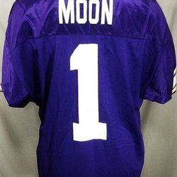 VINTAGE WILSON WARREN MOON (XL) MINNESOTA VIKINGS RETRO GRAPHIC NFL  FOOTBALL JERSEY. Comments (0) Favorites (0) 4cb852653