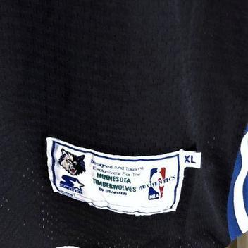 d8b86f15a VINTAGE STARTER MINNESOTA TIMBERWOLVES (XL) REVERSIBLE NBA BASKETBALL  PRACTICE JERSEY. Comments (0) Favorites (1)