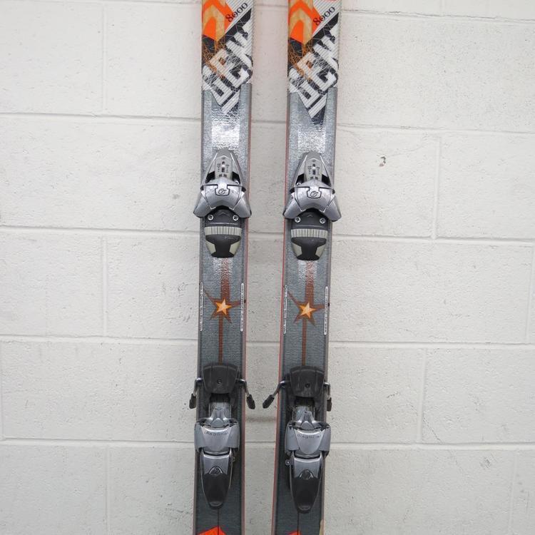 Dynastar Legend 8000 184cm 116-79-102 Partial Twin-Tip