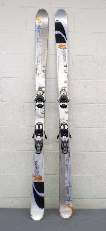 2011 Salomon X Wing 8 Skis Review from