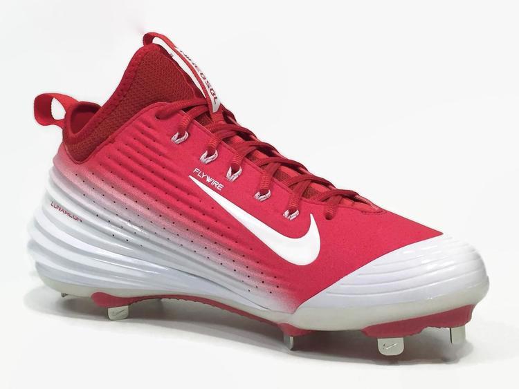 Nike NEW Lunar Vapor Trout Metal Cleats