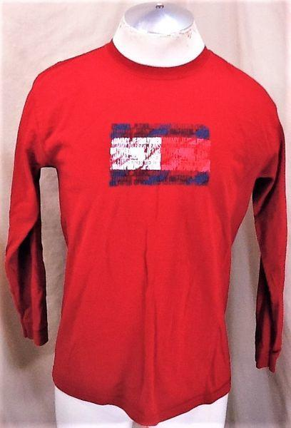 90s Vintage Tommy Jeans Jersey Graphic Tee
