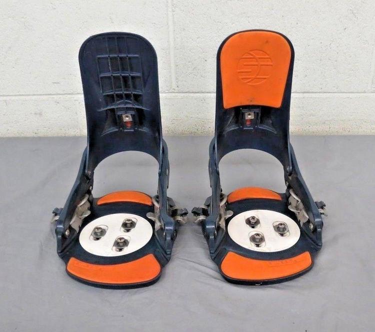 Burton SI Step-In Snowboard W/Base Plates & Mounting