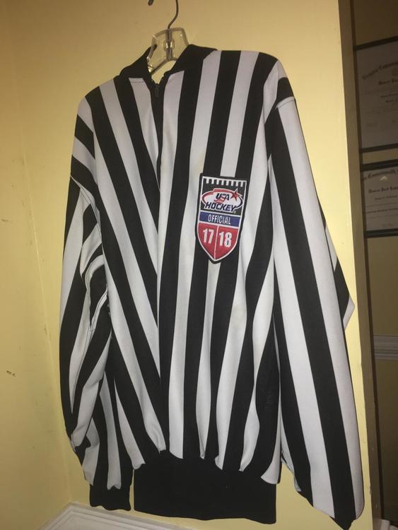 6e5b17561 CCM M-150 Referee Jersey | SOLD | Hockey Apparel, Jerseys & Socks ...