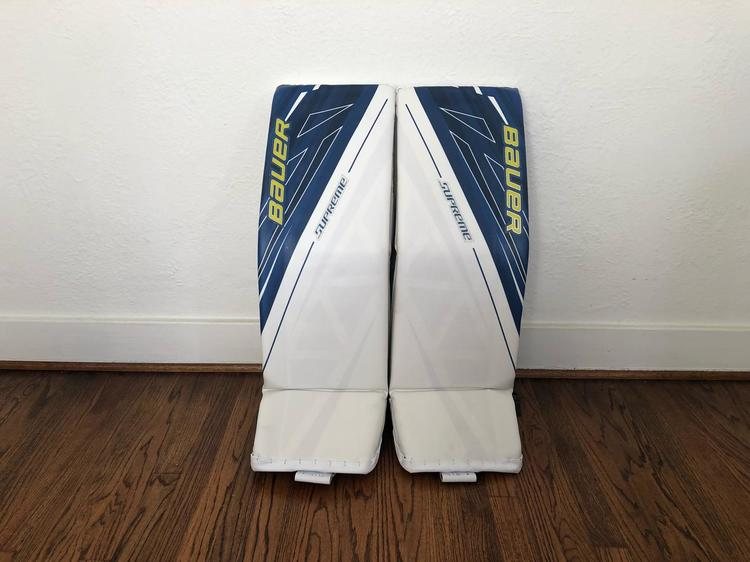 Limited Edition Lundqvist Team Sweden Bauer 1S Pro pads