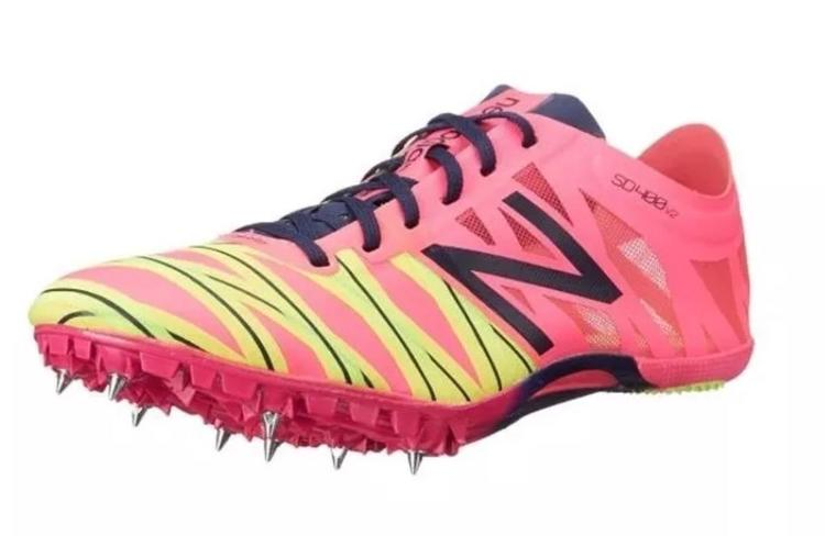 53e80272d332d New Balance Women's Sprint Spike Cleat Shoe 12 Pink Track and Field  Running. Related Items