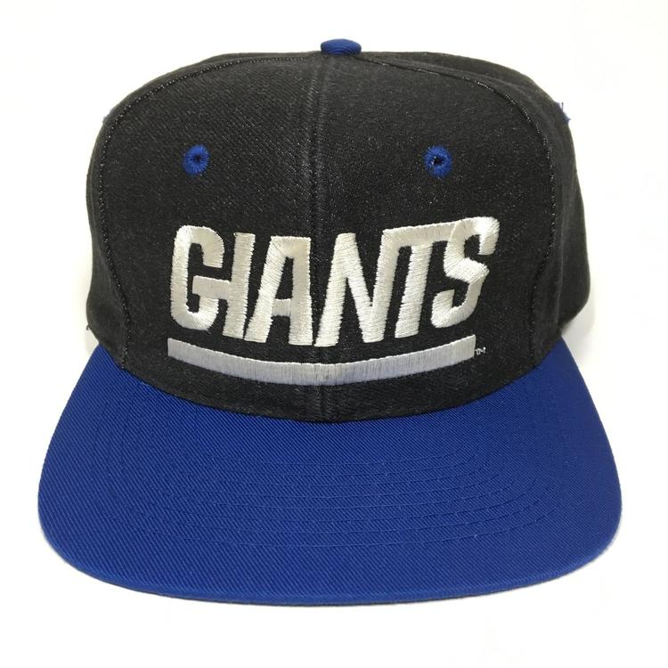 cf6ea277251 Vintage New York Giants Snapback Hat. Related Items