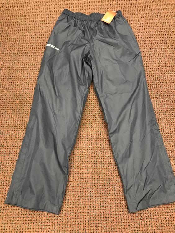 Brand New Navy CCM Warmup Pant