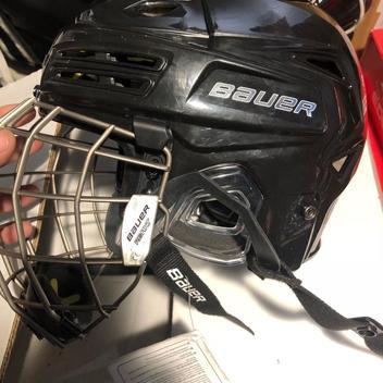 51373adacfa Bauer Re-Akt 200 Helmet Combo