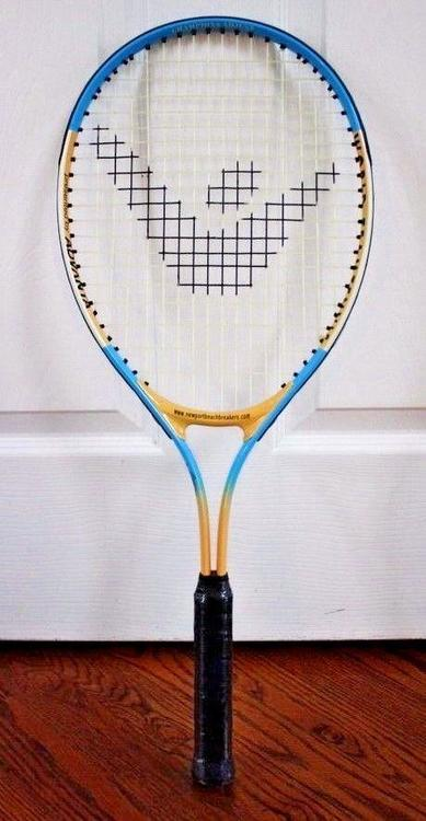 Autographs Adventa Newport Beach Breakers Tennis Rocket Anium New Listing