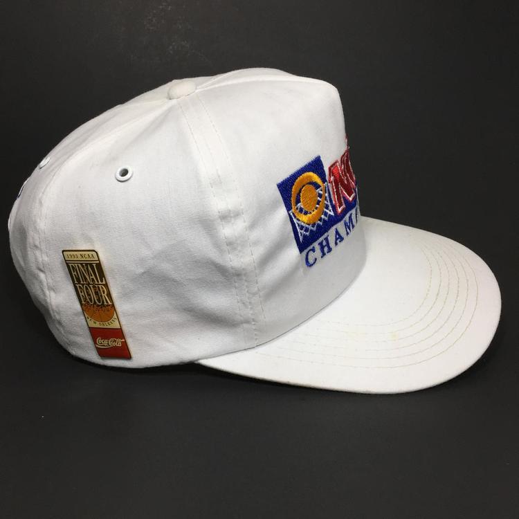 25b2adab3 Vintage NCAA Championship College Basketball Snapback Hat | SOLD | Apparel  Hats | SidelineSwap