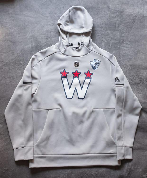 the best attitude 19b10 52659 Washington Capitals Stadium Series Hoodie