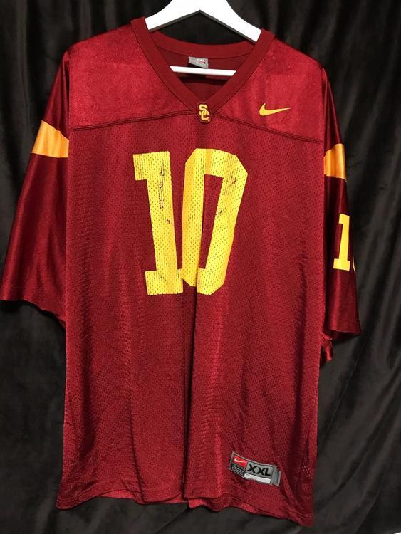 brand new 59c0c a2f83 USC Football Jersey, Nike, Xxl