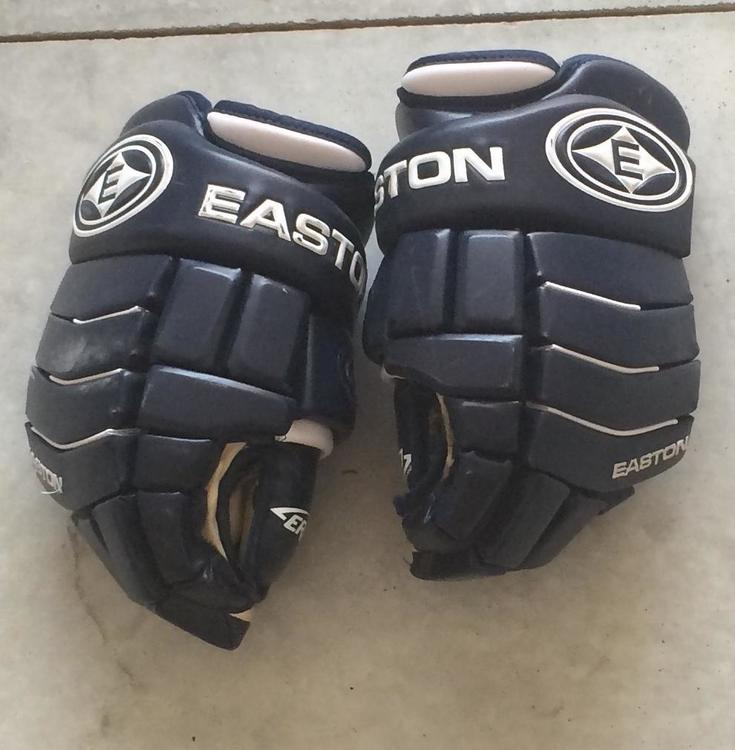 7580820d048 Easton Synergy 800 Gloves  Size 14  Navy Blue. Related Items