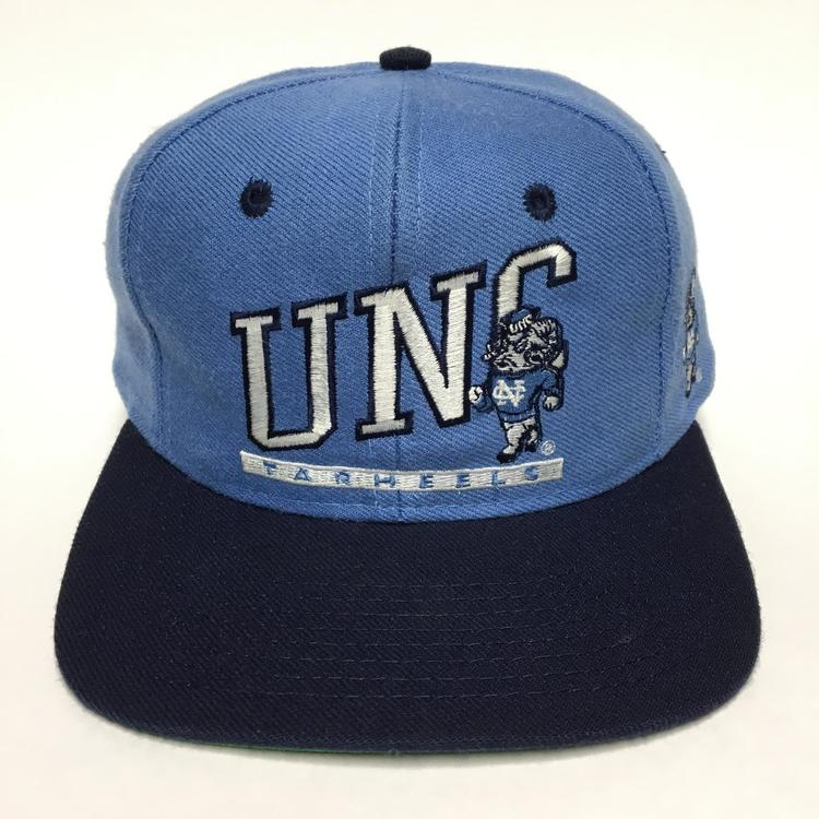 Vintage UNC Tarheels Snapback Hat  772ca26d26c