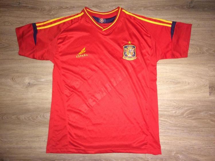 online store 8eadc 0d72f (Medium) Spain National Team Soccer Jersey