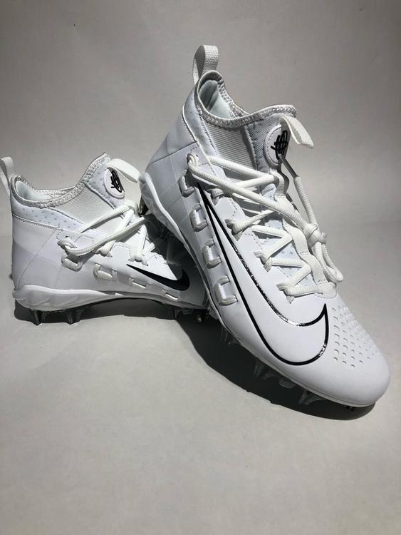 4b8d80617 Nike Alpha Huarache 6 Elite Lax size 9 Lacrosse Cleats