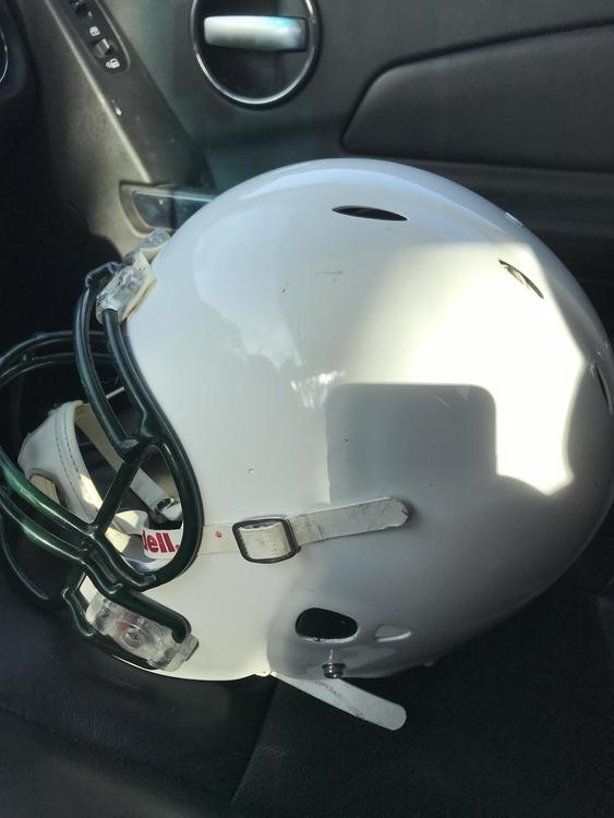 For that adult helmet revolution riddell