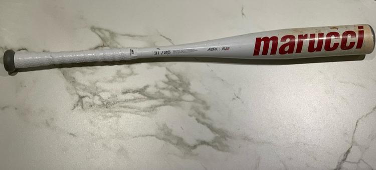 Marucci Cat 7 With Brand New Lizard Skin Grip  Drop 5 31/26  Barrel 2 5/8   Amazing Bat