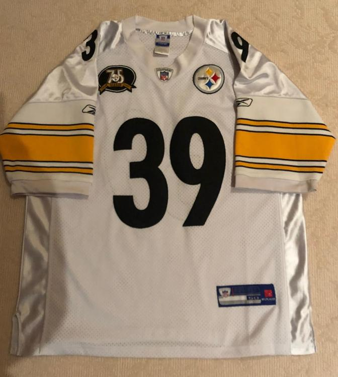 85f40ae5e38 Willie Parker Pittsburgh Steelers Jersey Size Large/50 | Apparel ...