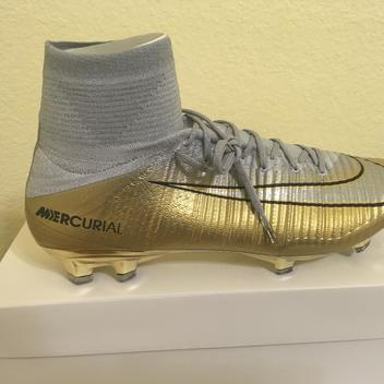 7d58004cf634 New Nike Mercurial Superfly V CR7 Quinto Triunfo #870/1000. Related Items