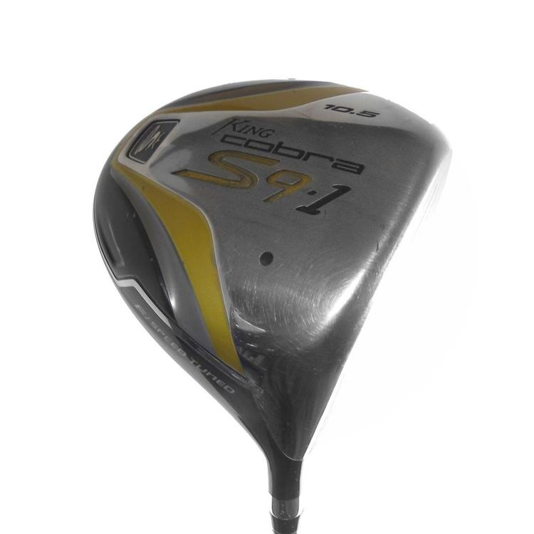 Cobra s9-1 f speed 9. 5* driver graphite stiff (demo) | #116276004.