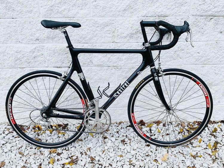 Carbon Fiber Bikes >> Kestrel 200 Sci Racing Bike 16 Speed 24 Frame Full Carbon Fiber