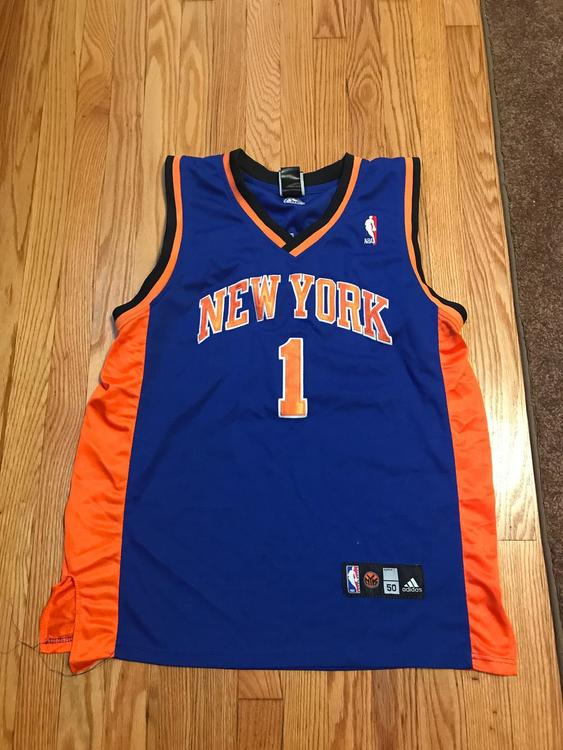 64867b1a36c Adidas Amare Stoudemire Vintage NY Knicks Jersey Large | SOLD ...