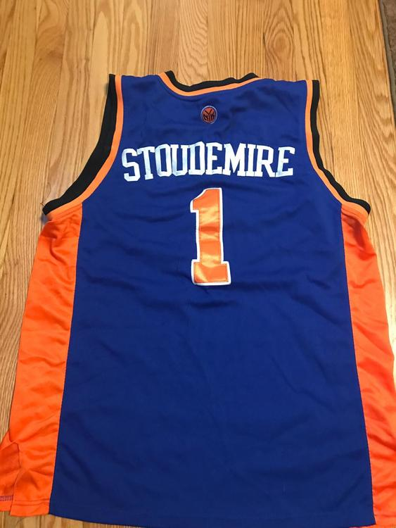 740b4f6e30a Adidas Amare Stoudemire Vintage NY Knicks Jersey Large | SOLD | Basketball  Apparel & Jerseys | SidelineSwap