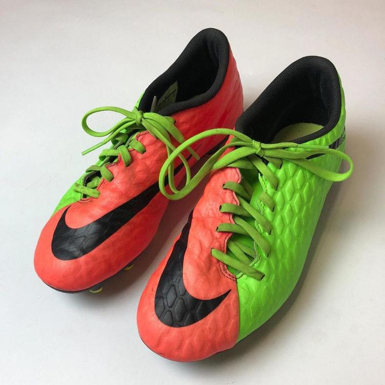 finest selection 41bf9 f59d9 Nike Hypervenom III 3 Phade FG -Green, Pink, Black sz 7.5 Men's