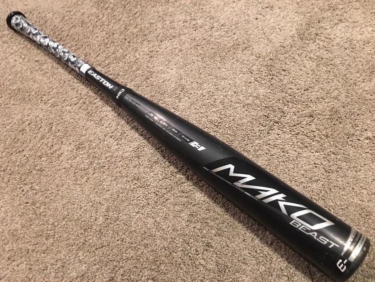 Easton MAKO Beast BBCOR Baseball Bat ~ 32 29 w  New Lizard Skins Camo Grip  - SOLD 22c7cccdd