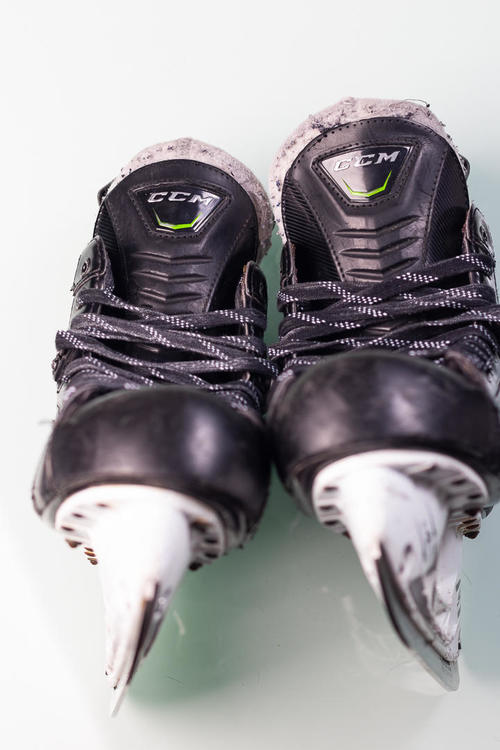 33e48fd5fd8 CCM RibCor 48K Pump Skates Senior Size 10 - SOLD