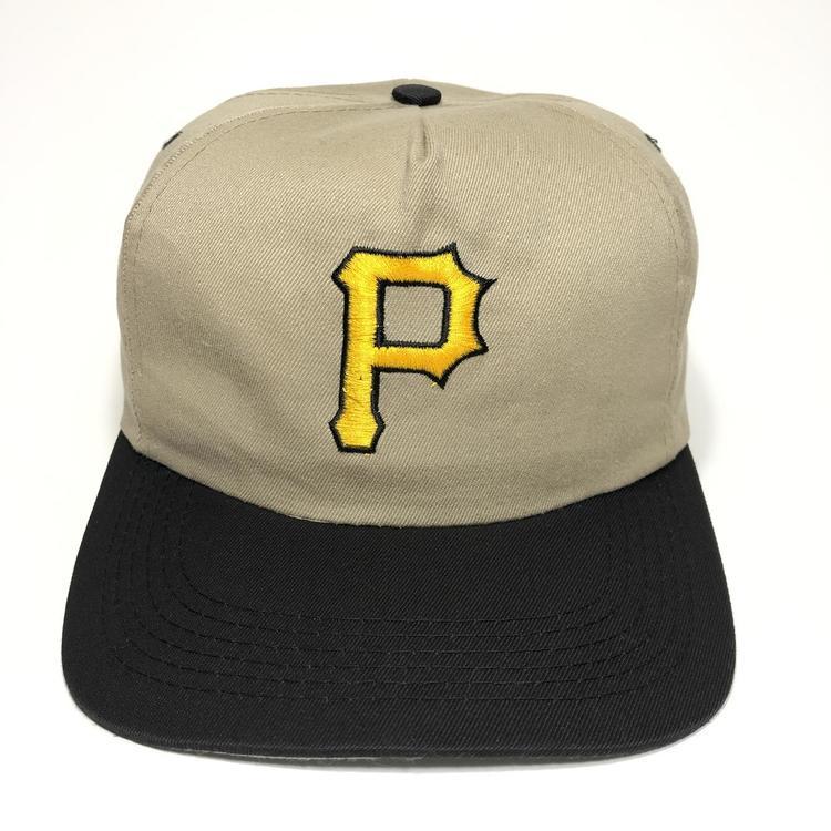 c2957801971 Vintage Pittsburgh Pirates Strapback Hat