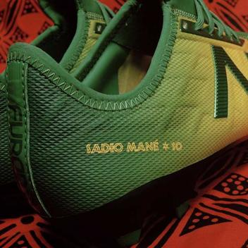 d1a94ef7e New New Balance Sadio Mane Furon 4.0 Bambaly Editio Cleats (ONLY 90 PAIRS  IN THE WORLD). Related Items
