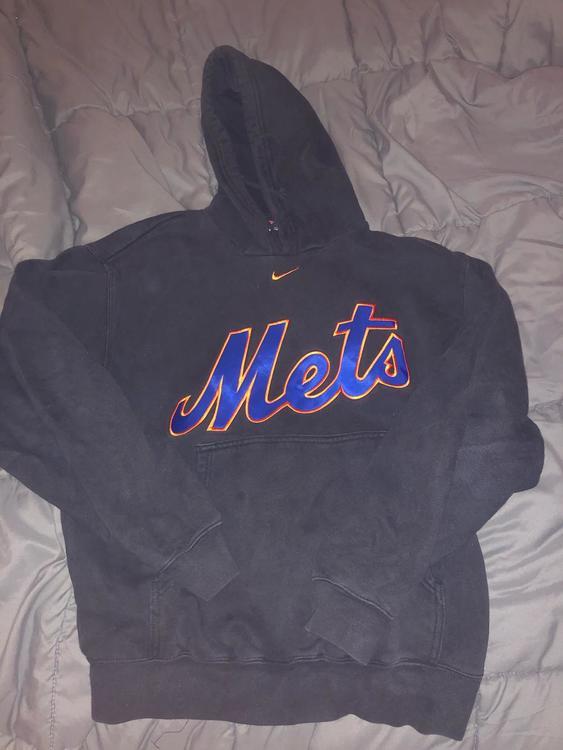 new style 271b3 c90dd Mets Hoodie