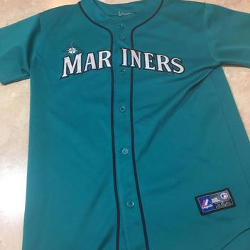 new style 60879 1a299 Felix Hernandez Jersey Youth Large