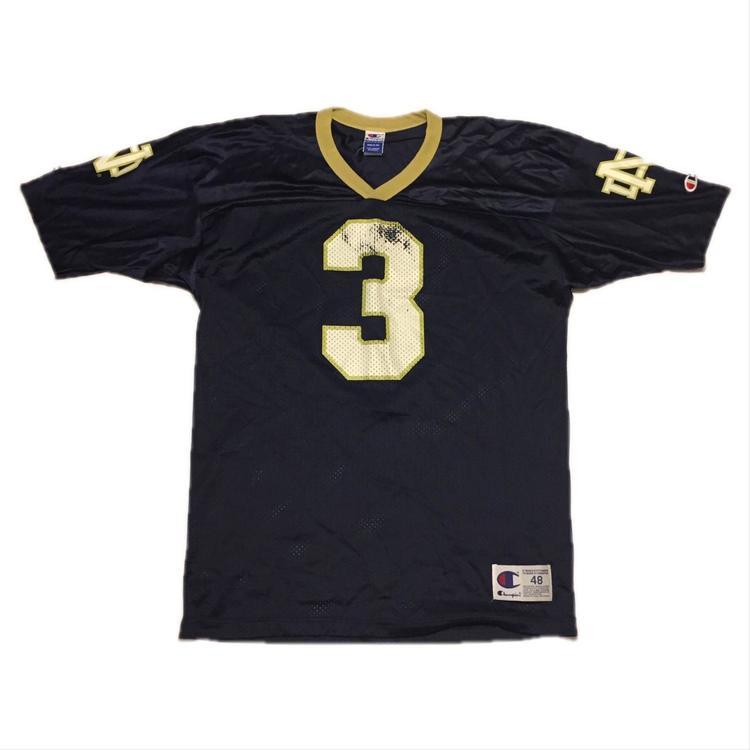 Vintage Champion Notre Dame Joe Montana Jersey - SOLD 81db107b4