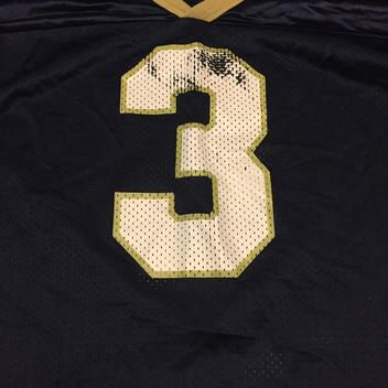 ce9ca3bbe3e Vintage Champion Notre Dame Joe Montana Jersey | SOLD | Football ...