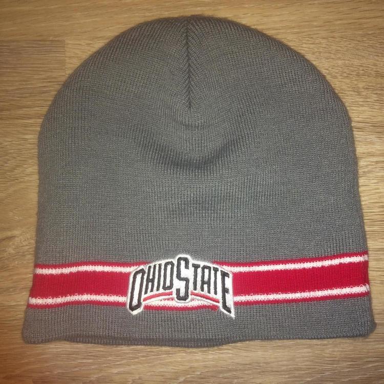 7bd09bb7384 New Ohio State Buckeyes Winter Hat Beanie