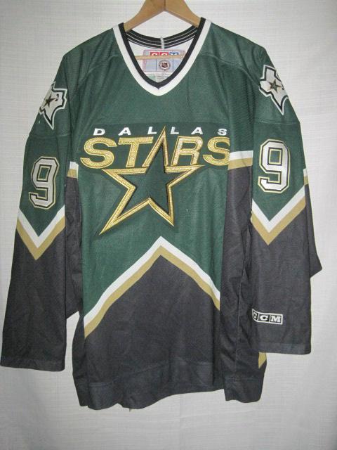 sale retailer 6bc02 0a9f2 Dallas Stars Mike Modano Hockey Jersey men's XL CCM SEWN