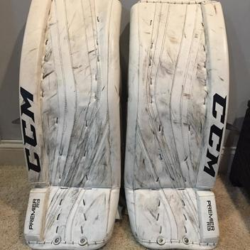 Hockey Goalie Leg Pads | Buy and Sell on SidelineSwap