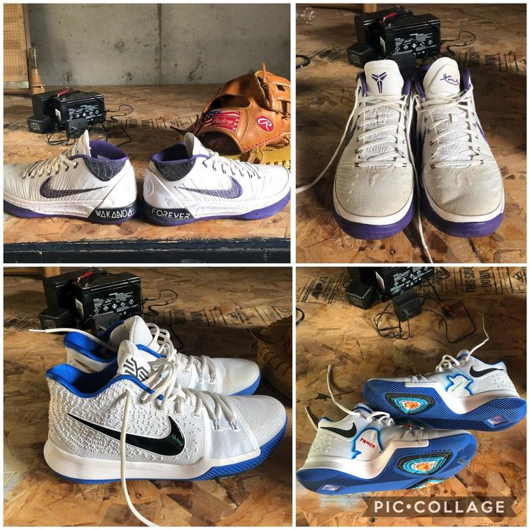 3e98f0349645 Nike Custom Kyrie 3 And Kobe AD