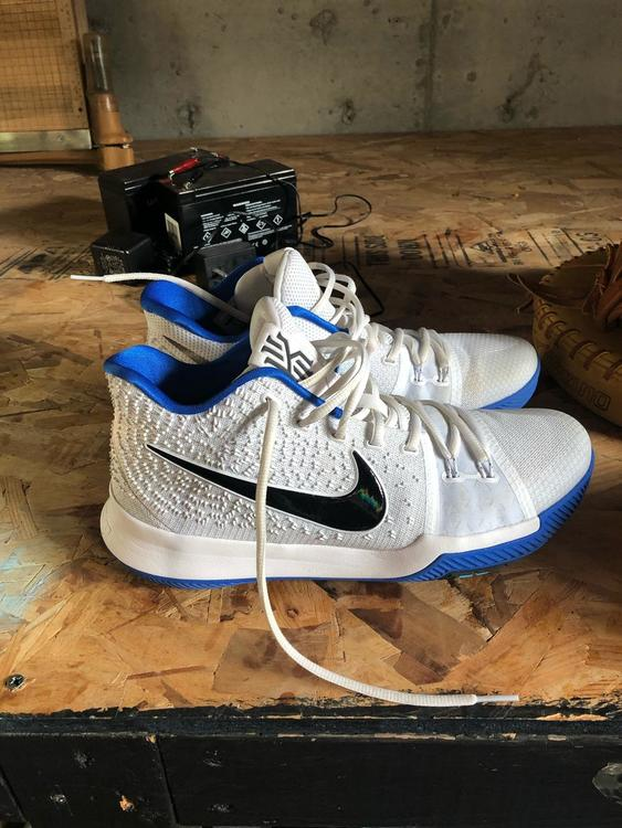 3e98f0349645 Nike Custom Kyrie 3 And Kobe AD