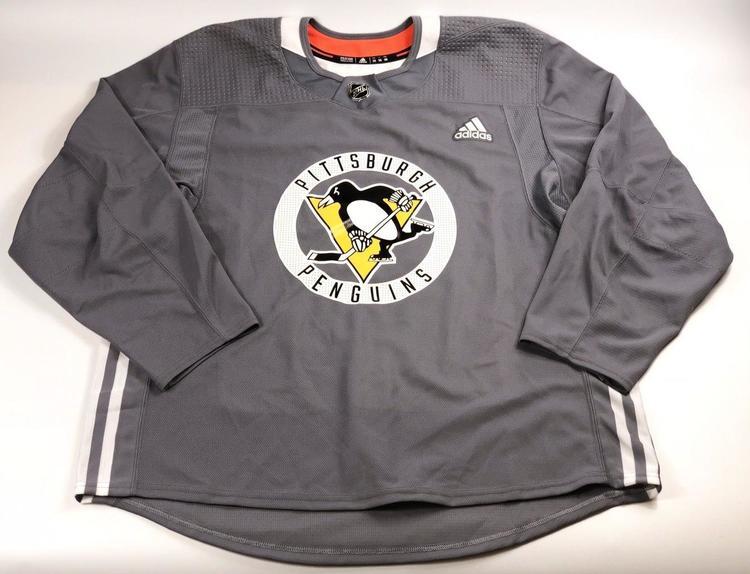 pittsburgh penguins practice jersey