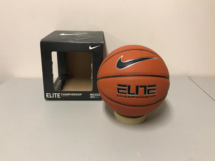 "the best attitude bfab2 897ad Nike Elite Championship 28.5"" Basketball (619357)"