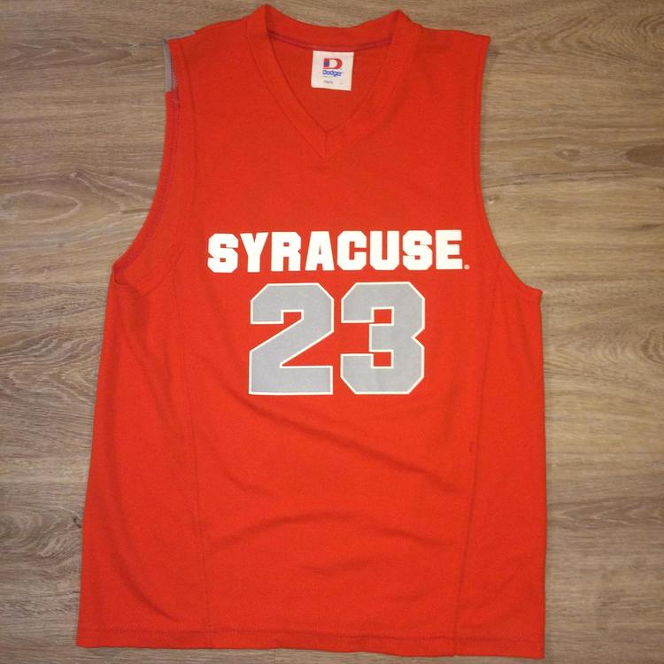 Youth Large New Syracuse Orange 23 Jersey Basketball Apparel